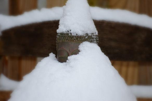 buddha-snow