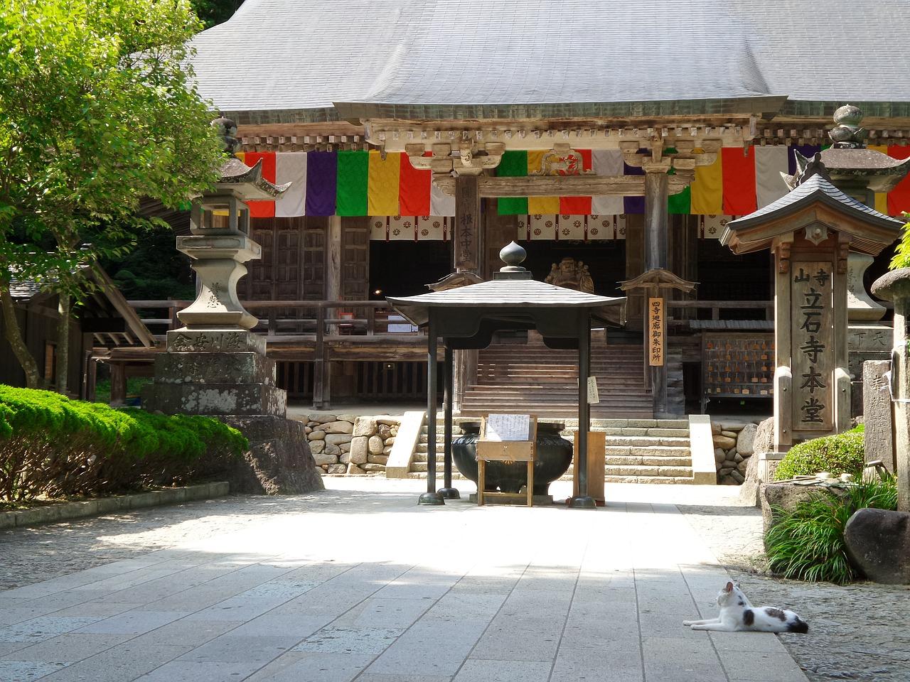 yamadura mountain temple
