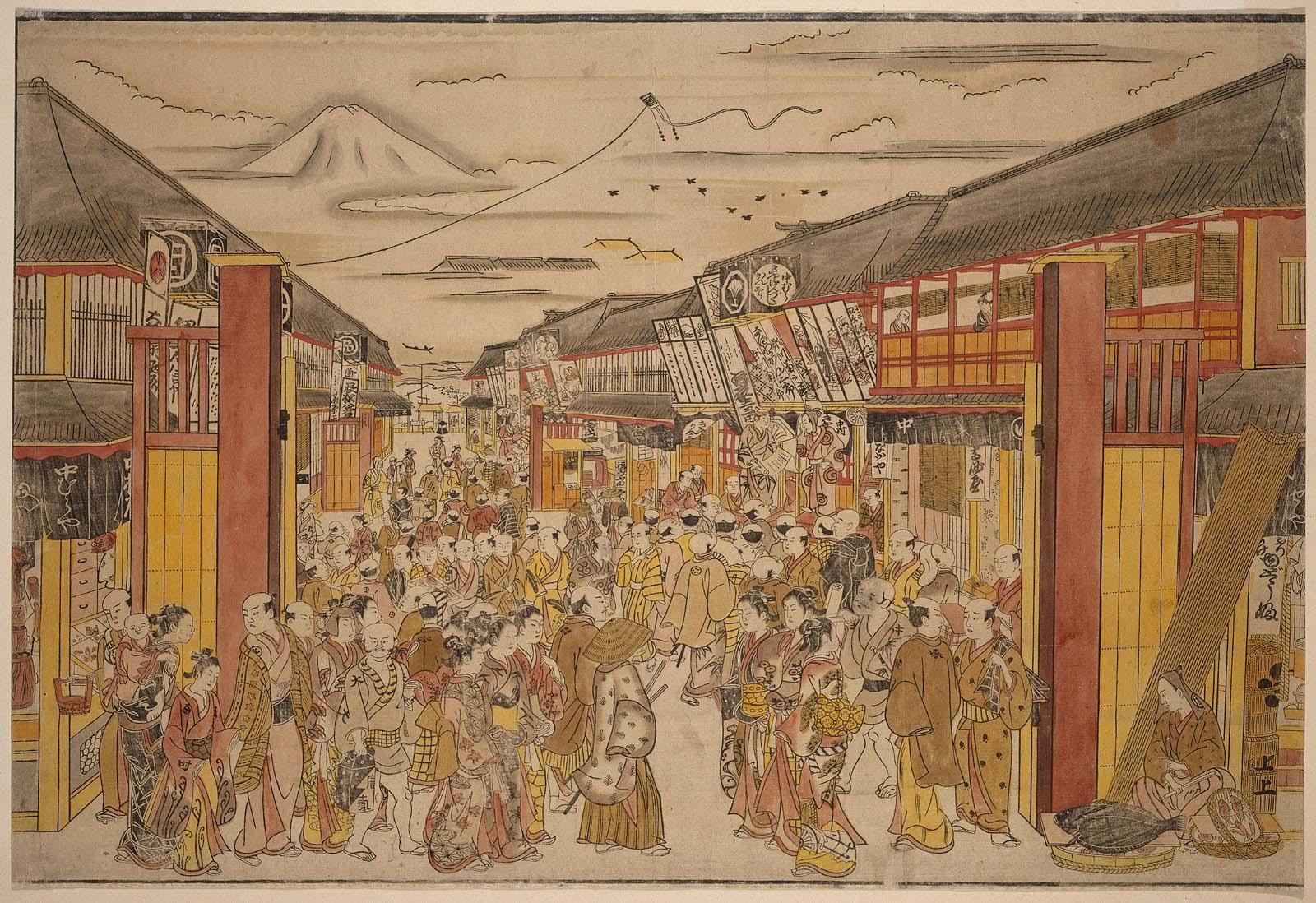 Okumura-Masanobu-1686–1764