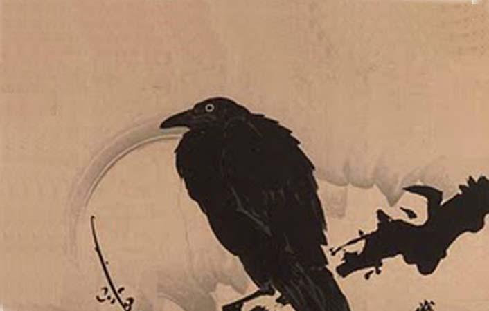 Kawanabe_Kyosai_Crow-bkg